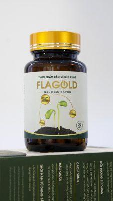 Nano mầm đậu nành Flagold của Jido Pharma