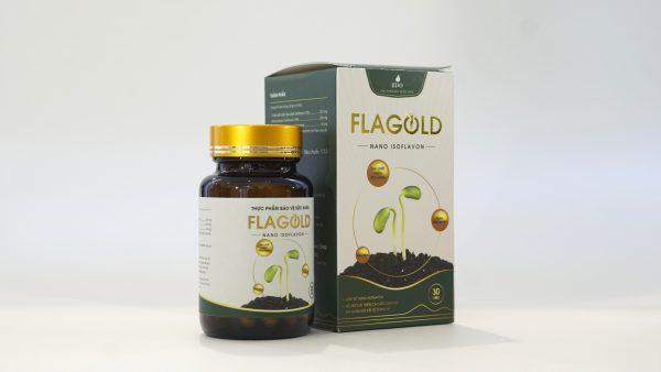 Thành phần mầm đậu nành Flagold
