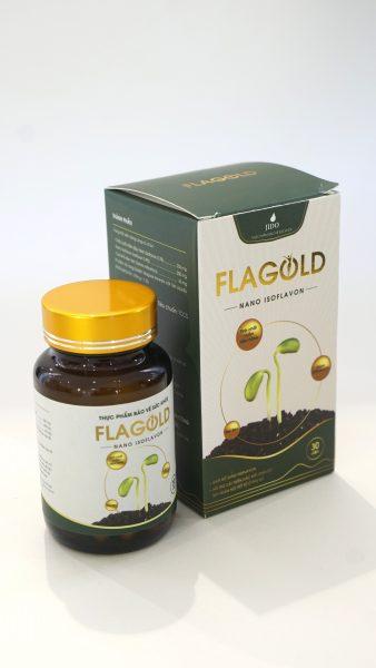 FlaGold bổ sung isoflavone để cân bằng estrogen thiếu hụt gây ra yếu sinh lý nữ