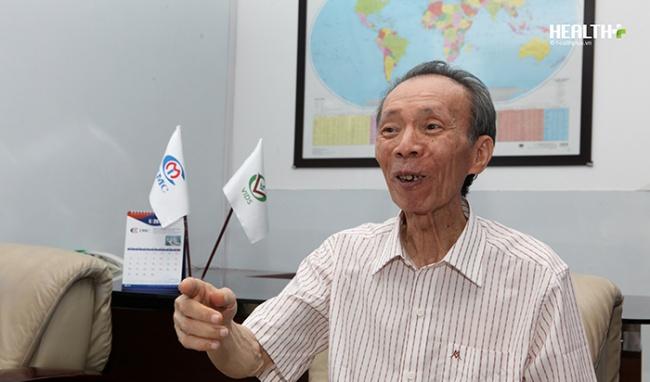 Ông Phan Quốc Vinh Viện trưởng viện TPCN