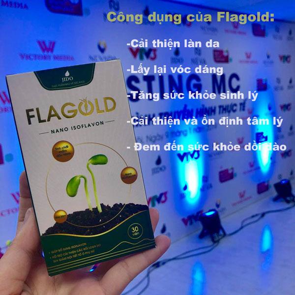 5 Công dụng chính của Flagold