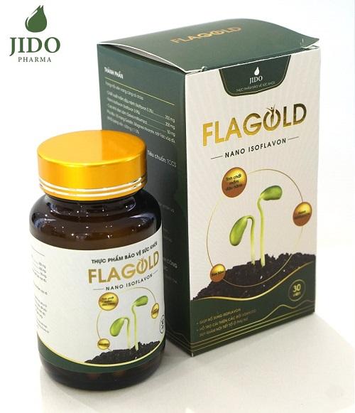 Sản phẩm Nano mầm đậu nành Flagold