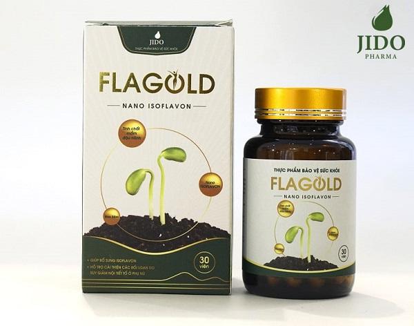 Nano mầm đậu nành FlaGold mua ở đâu TpHCM