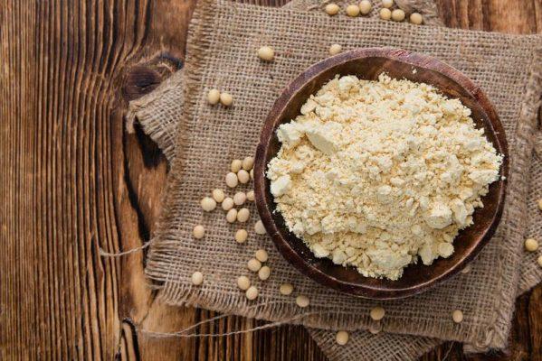 Mỗi ngày uống 3 cốc bột mầm đậu nành để có kết quả tốt