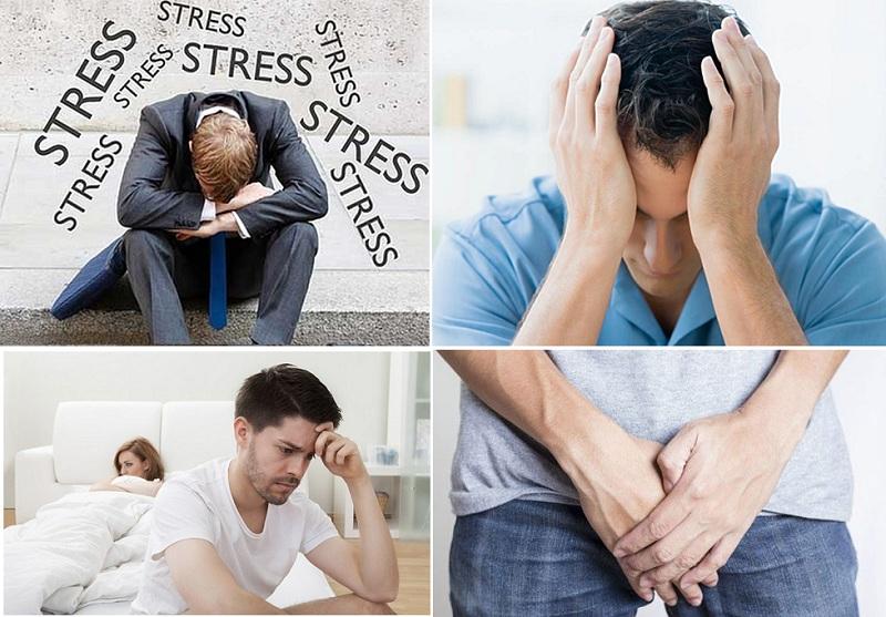 Suy giảm nội tiết tố, quý ông sẽ phải đối mặt với nhiều vấn đề trong cuộc sống