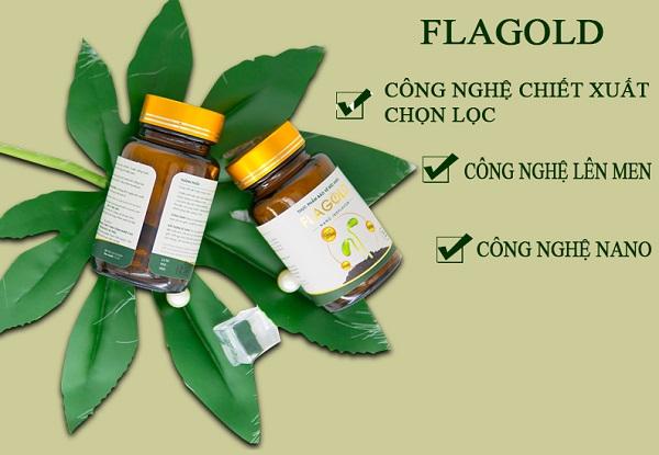 tinh chất Nano mầm đậu nành FlaGold