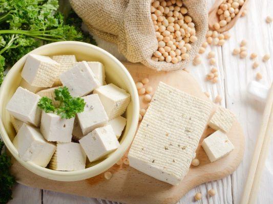 Đứng đầu danh sách thực phẩm bổ sung nội tiết tố nữ là đậu nành