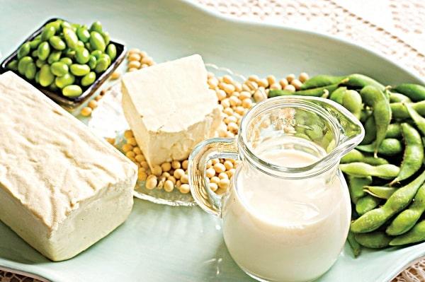 mầm đậu nành có lợi sữa không
