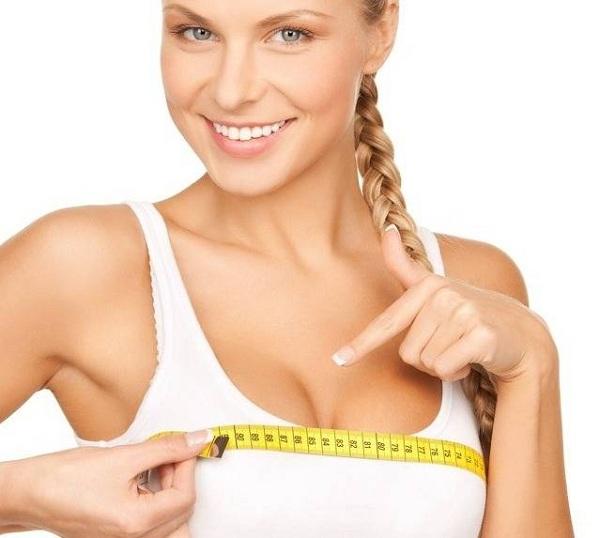 Tinh chất isoflvones giúp nàng cải thiện kích thước vòng 1