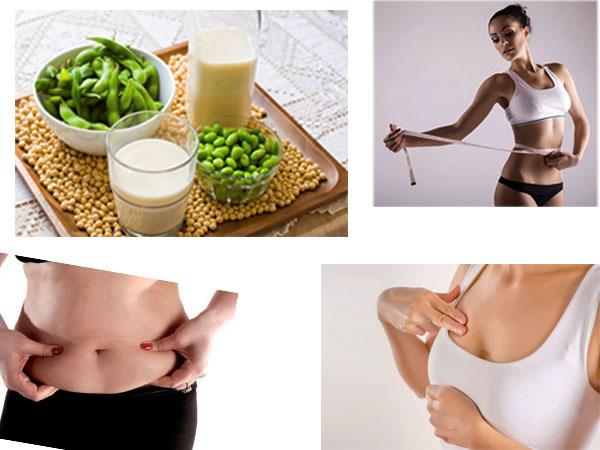 cách sử dụng, uống bột mầm đậu nành, đúng cách, uống bột mầm đậu nành để tăng cân, tăng vòng 1, giảm cân, vào lúc nào