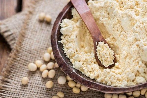 Bột đậu nành rất giàu dưỡng chất, sữa đậu nành dạng bột giàu dưỡng chất