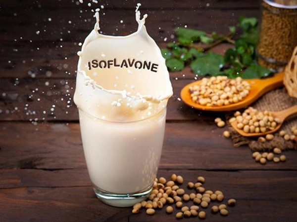 Sữa đậu nành dạng bột giúp cơ thể hấp thụ dưỡng chất tốt hơn