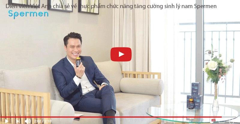 Diễn viên Việt Anh chia sẻ bí quyết cải thiện sinh lực chỉ bằng cách này