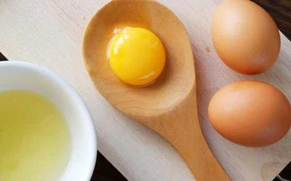 Trứng bổ sung protein tái tạo da