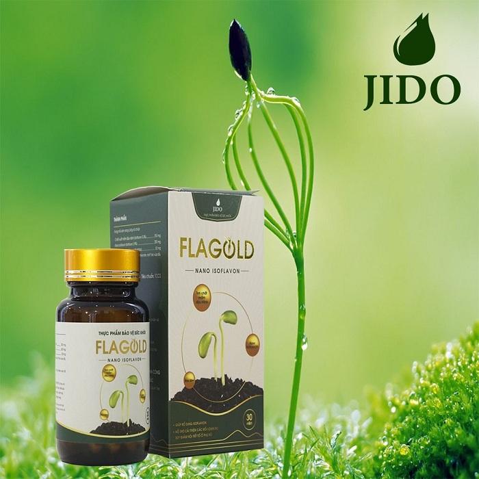 Viên uống mầm đậu nành FlaGold - sự lựa chọn hoàn hảo cho sức khỏe, sắc đẹp và sinh lý nữ