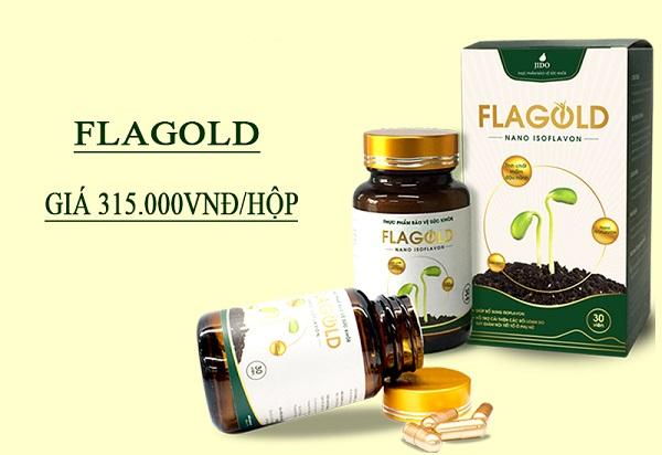 Nano mầm đậu nành FlaGold có tốt không