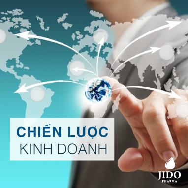 Chiến lược kinh doanh của Jido Pharma