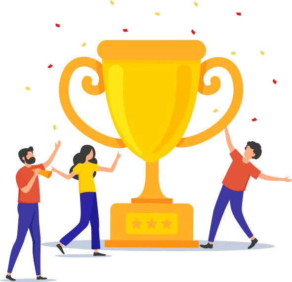 Các giải thưởng mà Jido Pharma đạt được