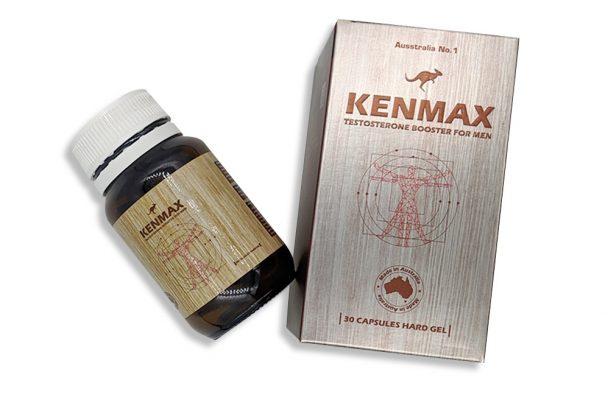 Giữ vững phong độ đàn ông với viên uống tăng cường testosterone Kenmax