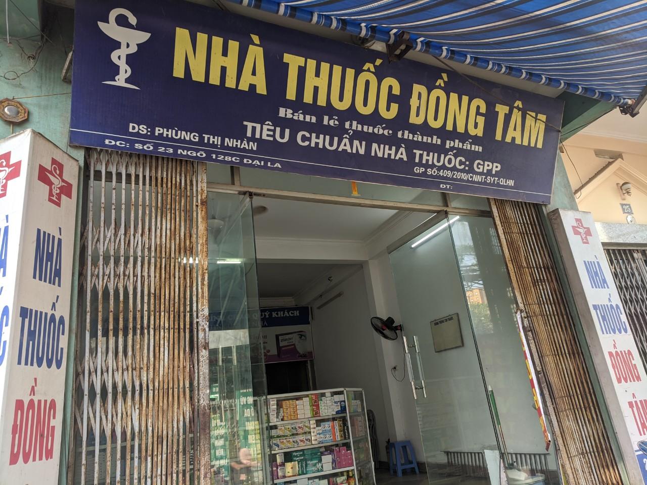 NT Đồng Tâm