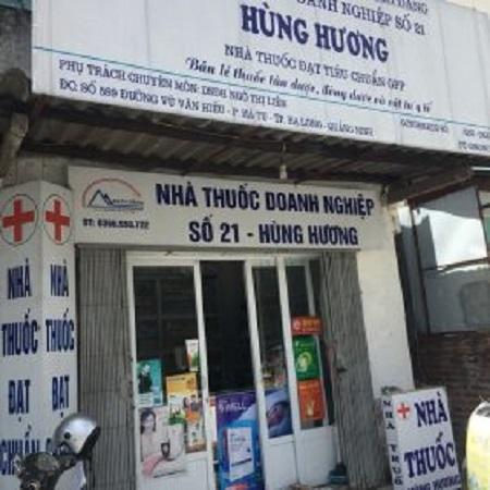 Nhà thuốc Hùng Hương