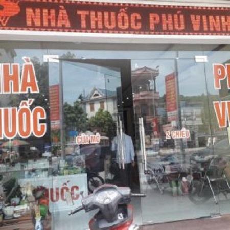Nhà thuốc Phú Vinh