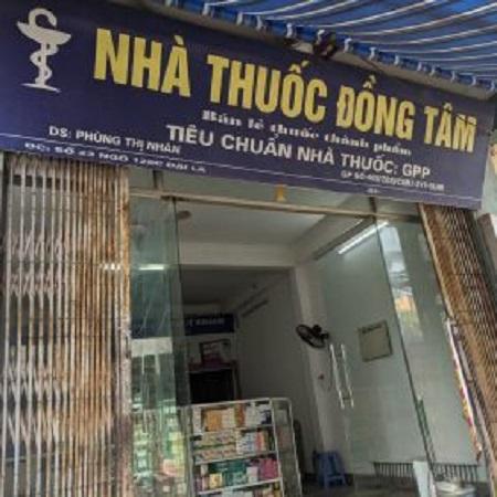 Nhà thuốc Đồng Tâm