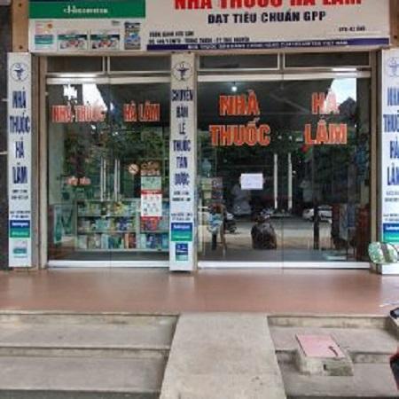 Nhà thuốc Hà Lâm