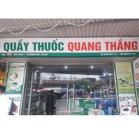Quầy thuốc Quang Thắng