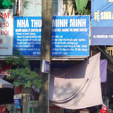 Nhà thuốc Minh Minh