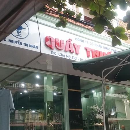 Quầy thuốc Nguyễn Thị Nhàn
