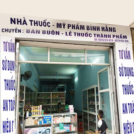 Nhà thuốc Bình Hằng