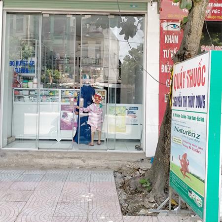 Quầy thuốc Nguyễn Thị Thùy Dung
