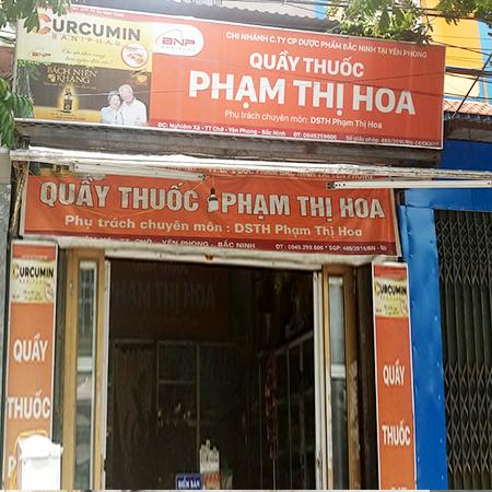 Quầy thuốc Phạm Thị Hoa