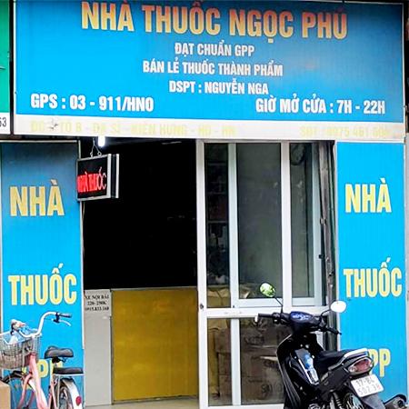 Nhà thuốc Ngọc Phú