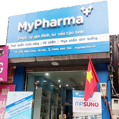 Nhà thuốc MyPharma