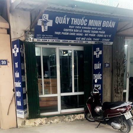 Quầy thuốc Minh Đoàn