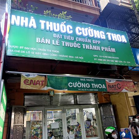 Nhà thuốc Cường Thoa