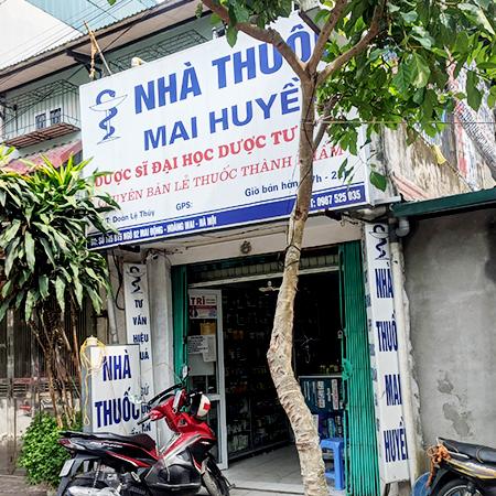 Nhà thuốc Mai Huyền