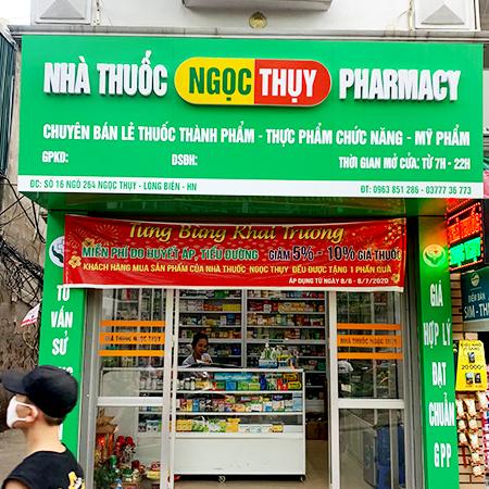 Nhà thuốc Ngọc Thụy