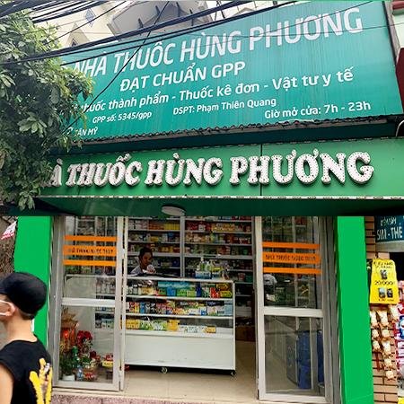 Nhà thuốc Hùng Phương