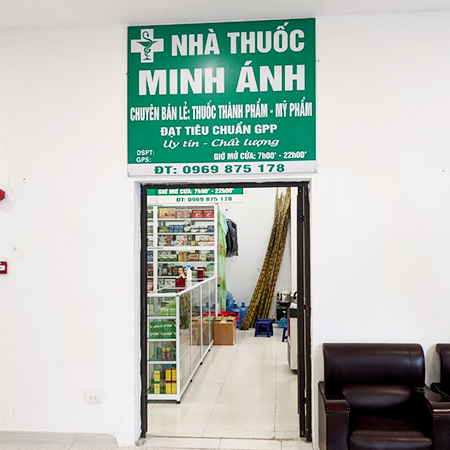 Nhà thuốc Minh Ánh