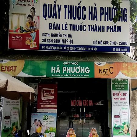 Nhà thuốc Hà Phương