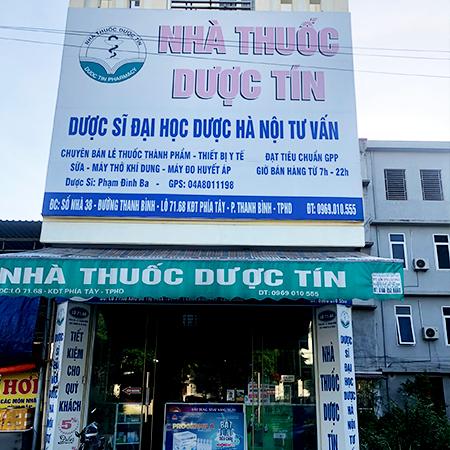 Nhà thuốc Dược Tín