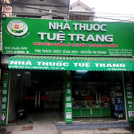 Nhà thuốc Tuệ Trang