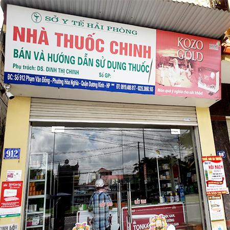 Nhà thuốc Chinh