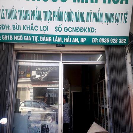 Nhà thuốc Mai Hoa