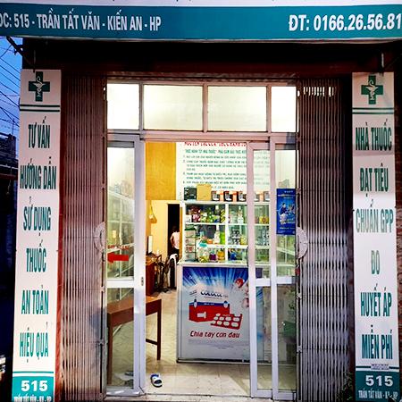 Nhà thuốc Thái Nguyệt