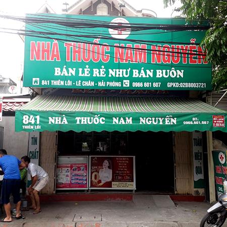 Nhà thuốc Nam Nguyễn