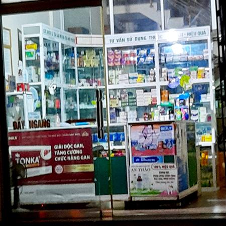 Nhà thuốc Hà Anh